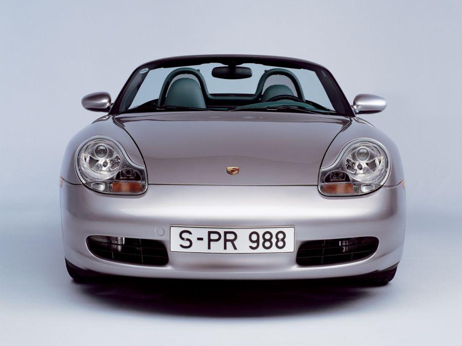 Porsche Boxster 986 MkI wallpaper