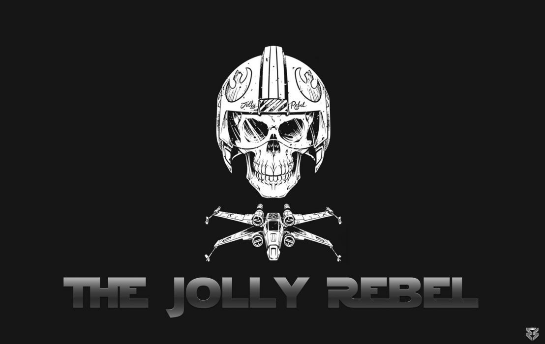 Star Wars The Jolly Rebel Wallpaper 1900x1200 1093143