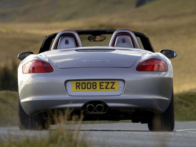 Porsche Boxster RS 60 Spyder wallpaper