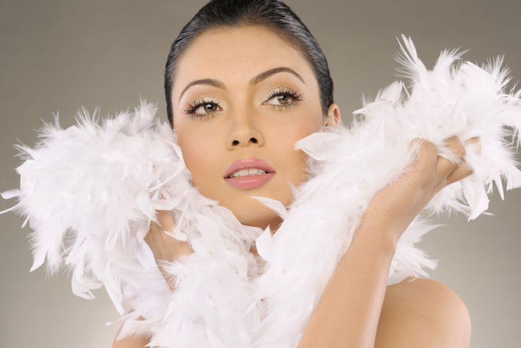 anju biswas bollywood actress celebrity model girl beautiful brunette pretty cute beauty sexy hot pose face eyes hair lips smile figure makeup indian wallpaper