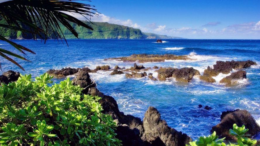 ocean-sea-nature-place-heaven-seas-wallpaper-beach wallpaper