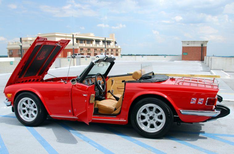 auto automobile automotive britain british car chrome classic convertible dashboard design drive driver engine luxury model modern nostalgia power red retro wallpaper