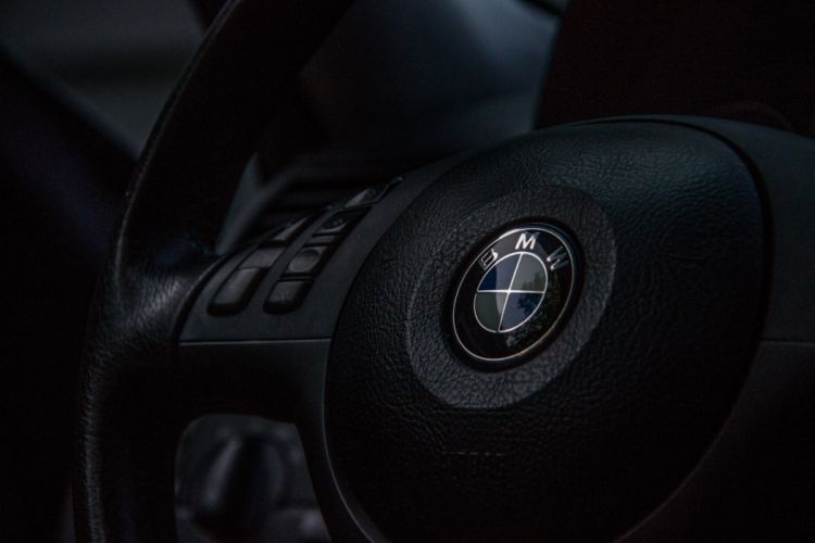 automobile automotive BMW car logo steering wheel vehicle wallpaper