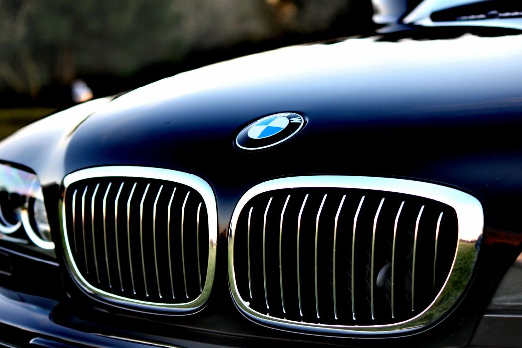 Amazing Bmw New Grill Wallpaper Pictures