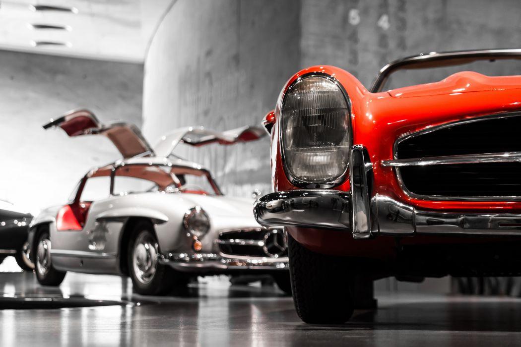 automobile automotive car show cars chrome classic vehicles wallpaper