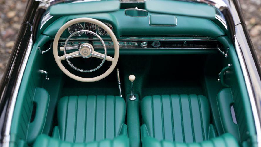 Vintage Mercedes Benz Sedan wallpaper
