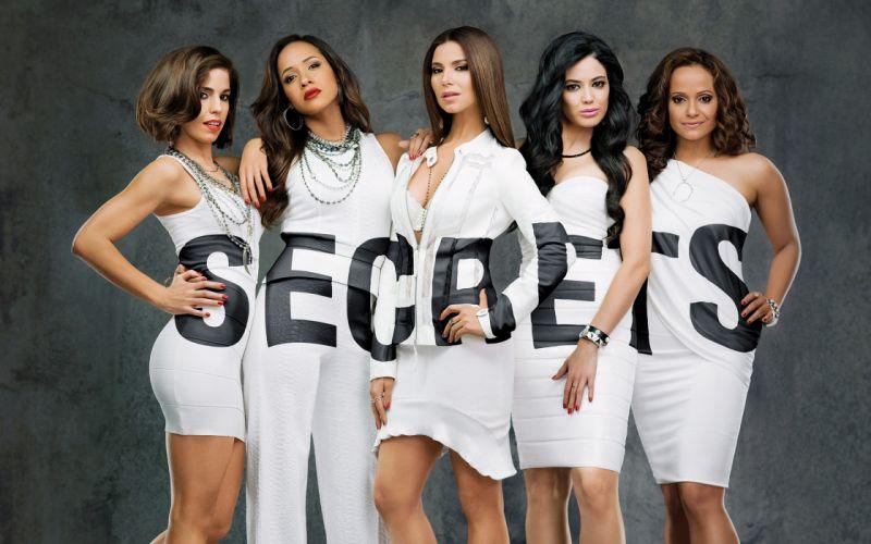 secrets serie tv americana wallpaper