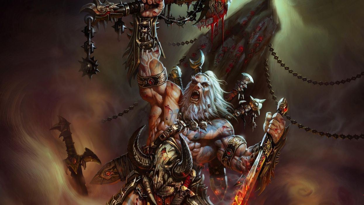 video juego guerrero lucha aventuras wallpaper