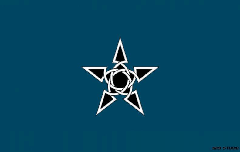 Tribal Star wallpaper