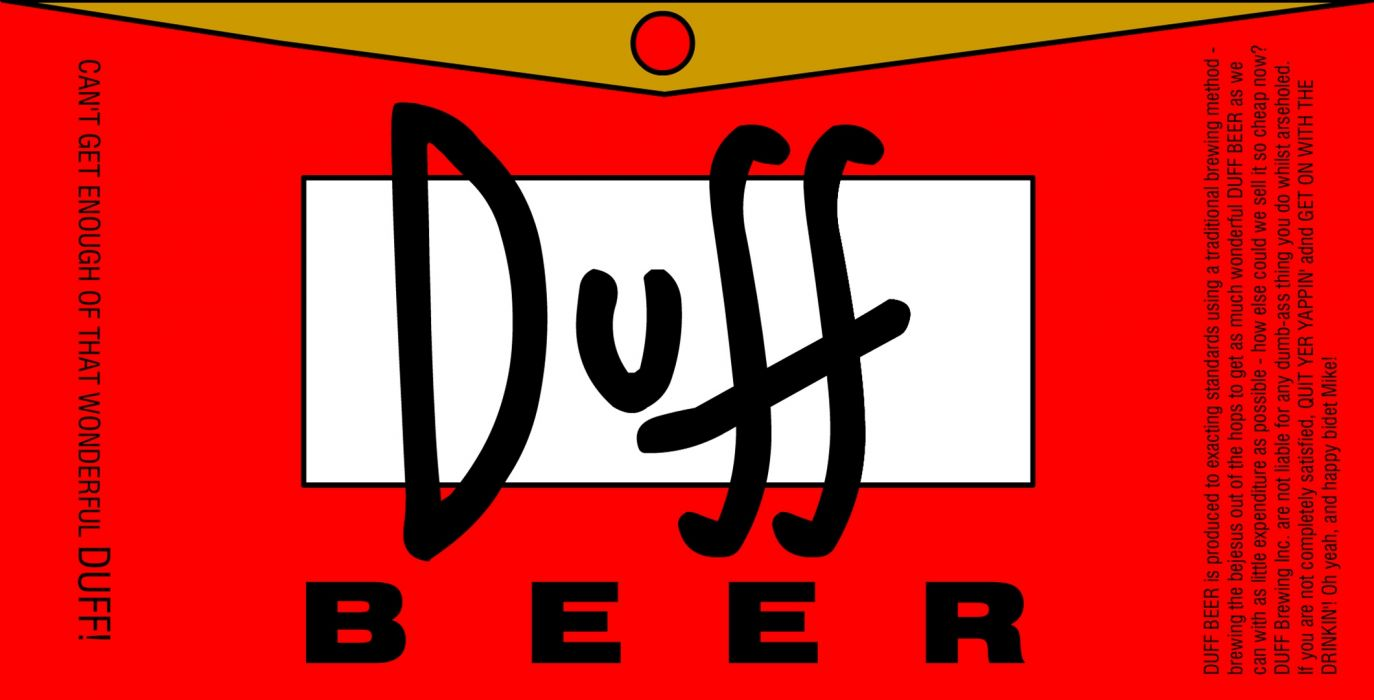 Duff Beer wallpaper