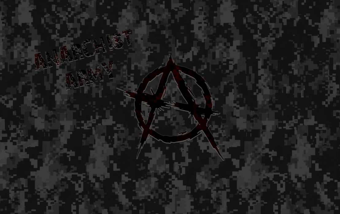 Anarchist Army wallpaper
