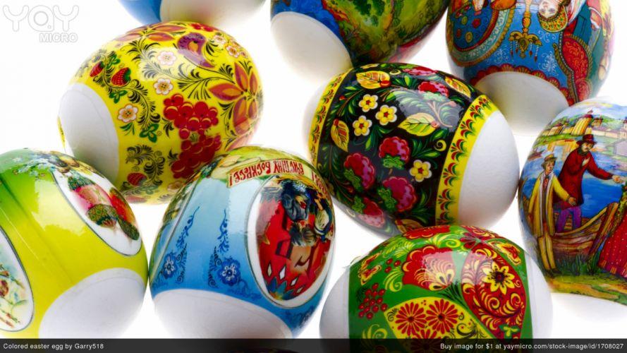 huevos pintados pascua wallpaper