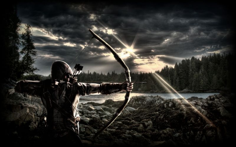 Assassin's Creed Assassin's Creed 3 Archers Games wallpaper