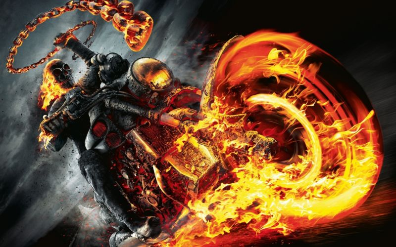 Ghost Rider Movies wallpaper