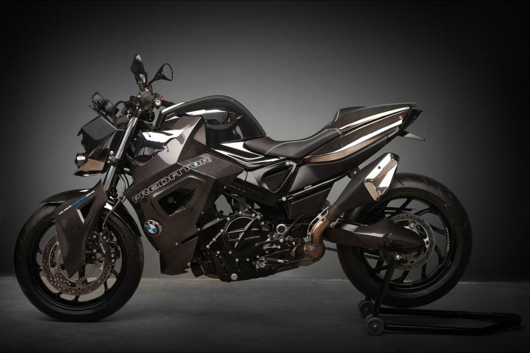 Motorcycle F800 R Predator Motorcycles wallpaper