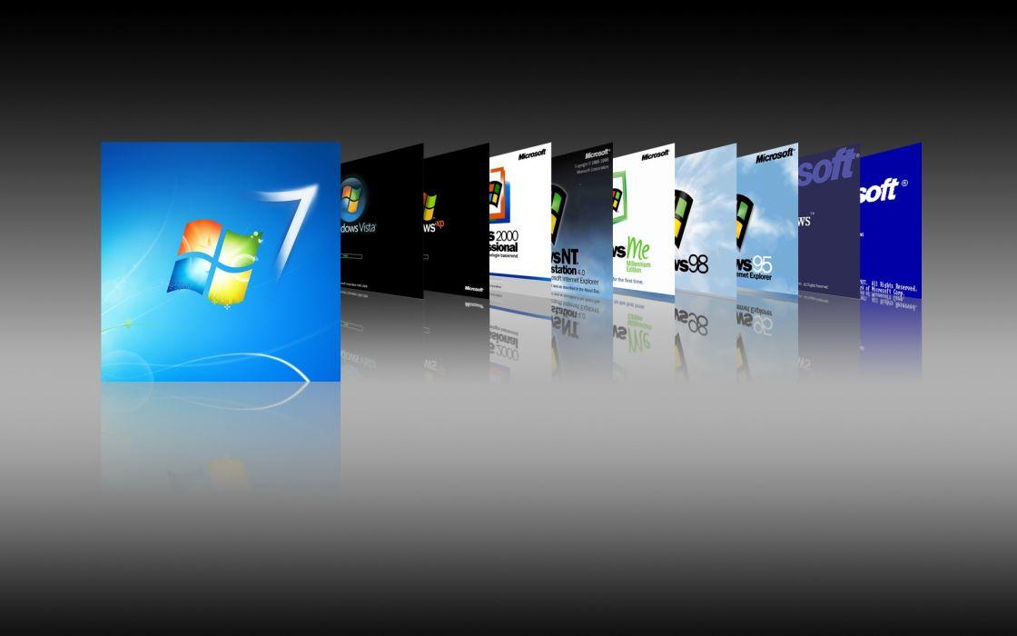 Windows 7 Windows Computers wallpaper