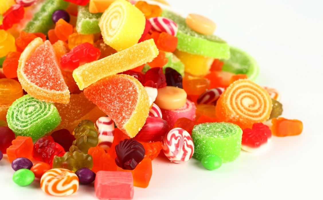 Sweets Candy Food wallpaper