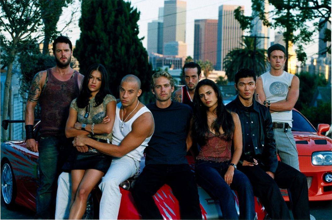 The Fast and the Furious Movies wallpaper