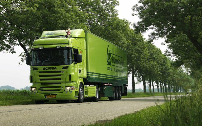 Trucks Scania Carss wallpaper