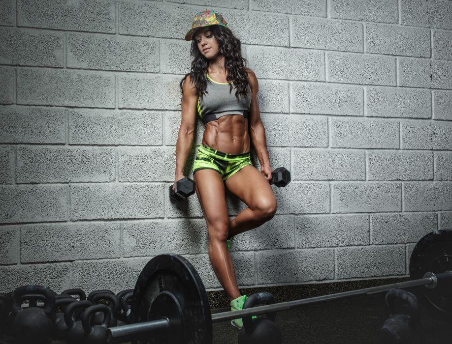 Bodybuilding Brown wallpaper