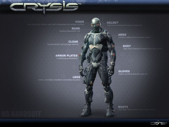 Crysis 1 Games wallpaper