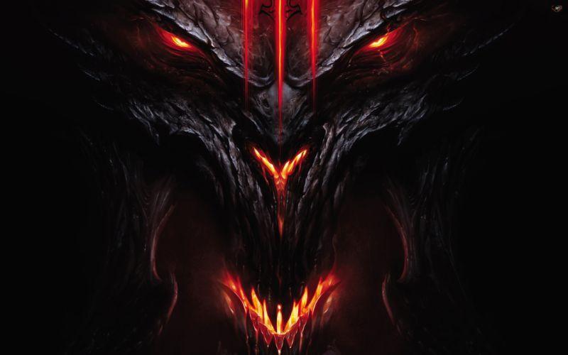 Diablo III Demons Games wallpaper