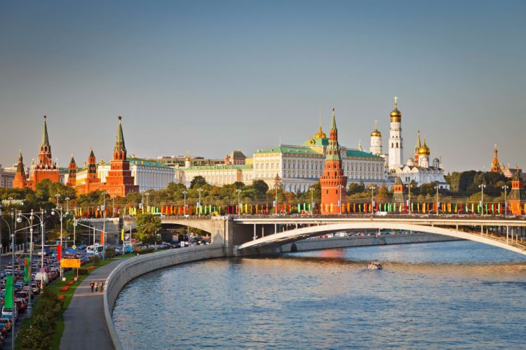 Moscow Russia Cities wallpaper