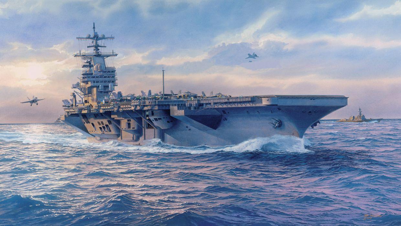 Ships Aircraft wallpaper