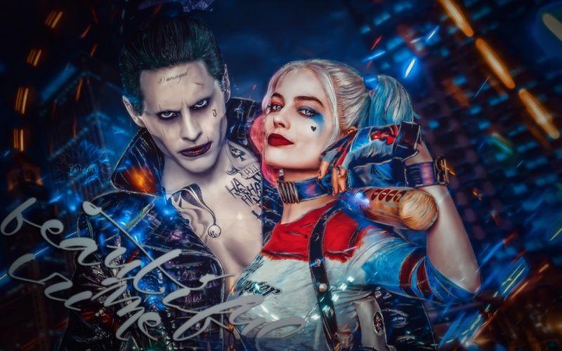 Suicide Squad 2016 Jared Leto Joker wallpaper