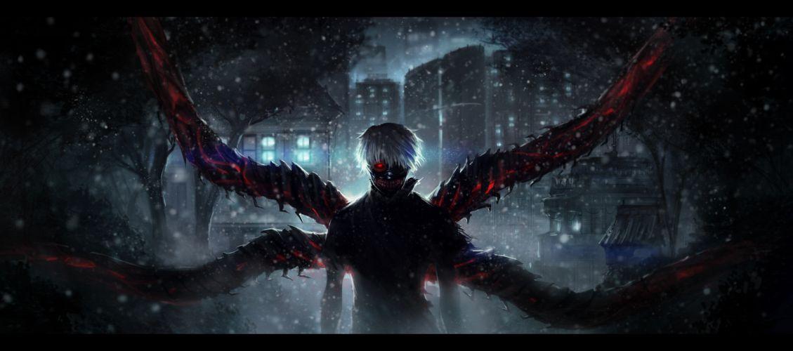 Tokyo Ghoul Ken Kaneki Anime wallpaper
