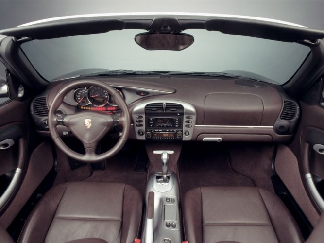 Porsche Boxster S 50 Years 550 Spyder wallpaper