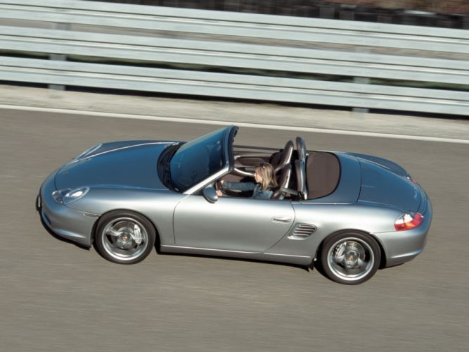 Porsche Boxster S 50 Years 550 Spyder wallpaper