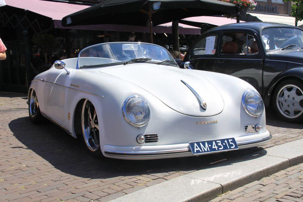 Porsche 356 Speedster wallpaper