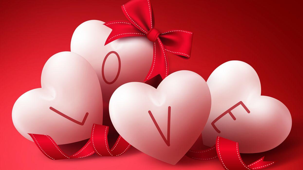love corazon amor san valentin wallpaper