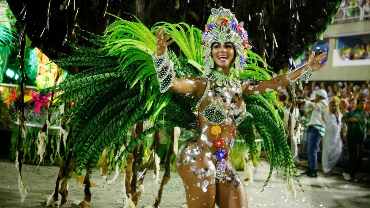 bailar fiesta carnaval brasil wallpaper