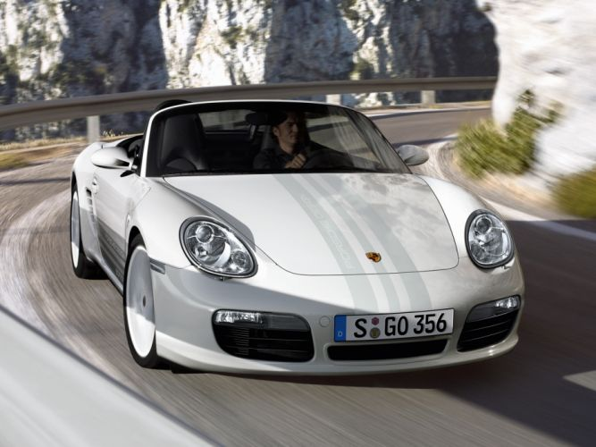 Porsche Boxster S Porsche Design Edition 2 987 MkI wallpaper