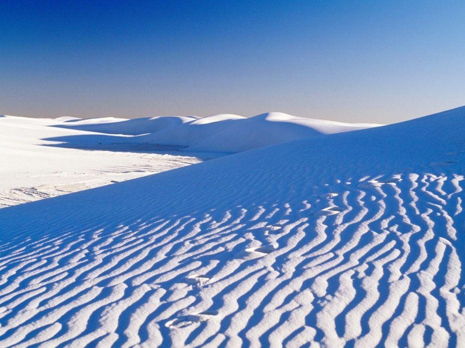 desierto arena blanca naturaleza wallpaper