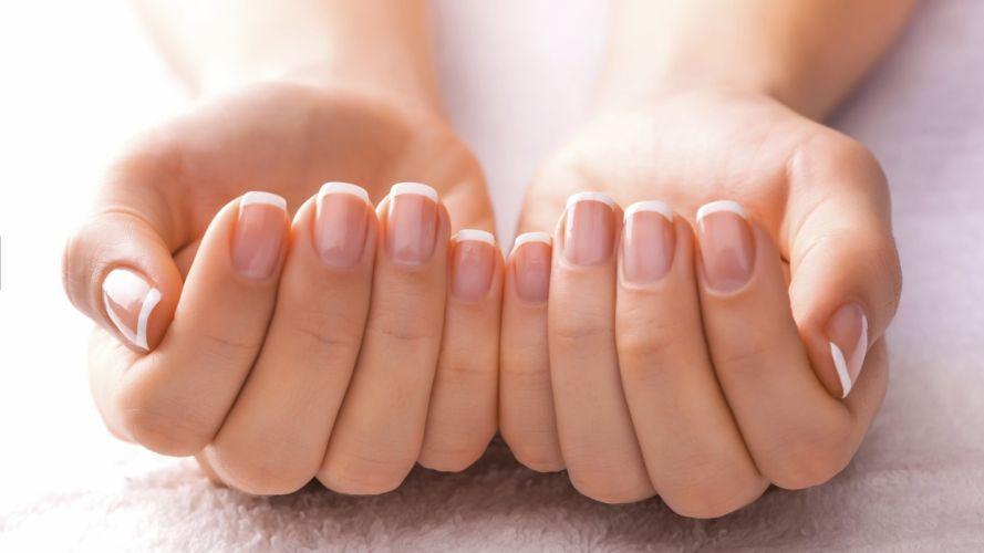 Hands-nails-finger-manicure-soft wallpaper