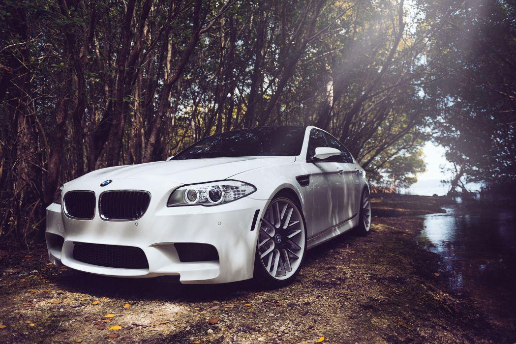 BMW m5 f10 wallpaper