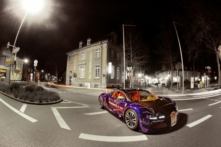 BUGATTI Roads 2012 Veyron Sang Noir Asphalt Luxury Cars Cities wallpaper