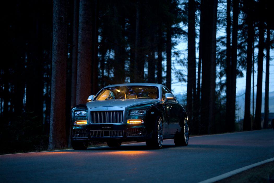 Rolls-Royce Tuning 2014 Wraith wallpaper