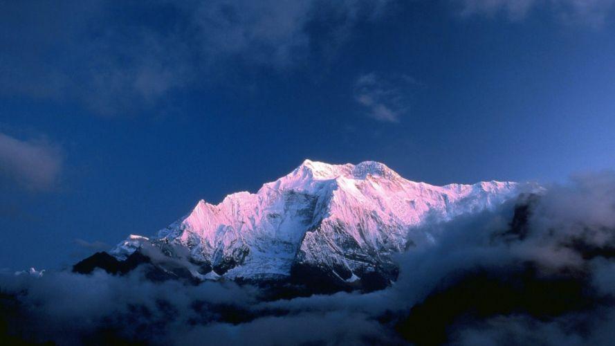 himalaya nepal montay wallpaper