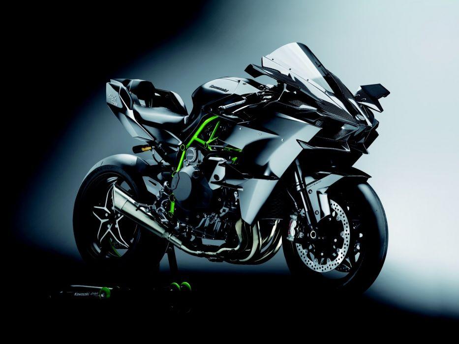 Kawasaki Ninja H2 Carbon Wallpaper 1600x1200 1095260 Wallpaperup