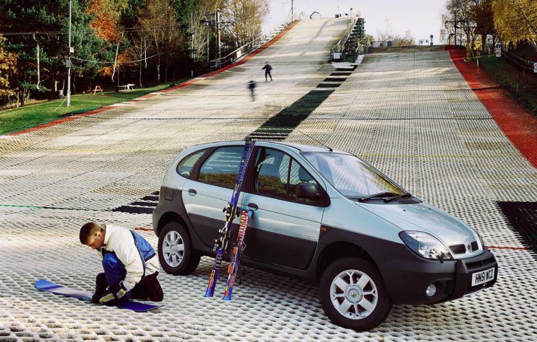 Renault Scy wallpaper