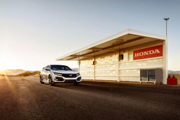 Honda Civic Type R 2018 wallpaper