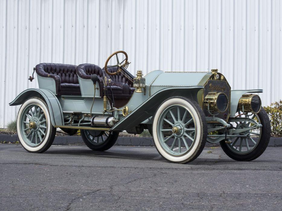 Stoddard-Dayton Model 10K4 Baby Tonneau 1910 wallpaper