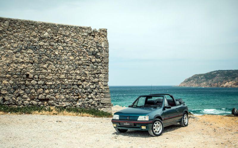Peugeot 205 CTI 1991 wallpaper