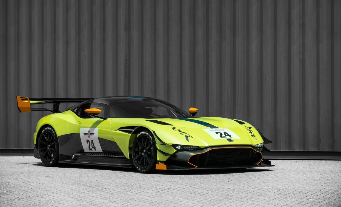 Aston Martin Vulcan AMR Pro 2017 wallpaper