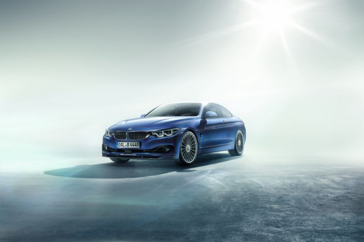 Alpina B4 S Bi-Turbo Coupe 2017 wallpaper