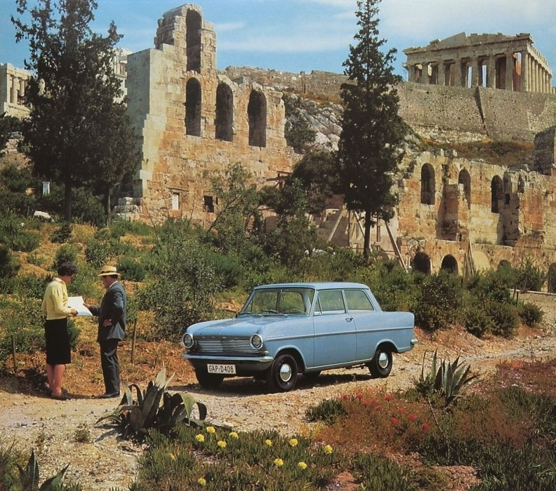 Opel Kadett 1962 wallpaper